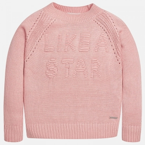 "Sweter ""like a star"" Mayoral 7311-72"