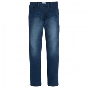 Leggins Mayoral jeans basic - Ciemny - 00082-010