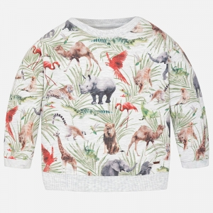Pulower Bluza'animals' Mayoral 3436-21