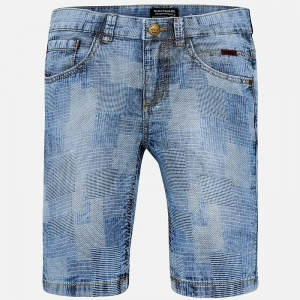 Bermudy jeans Mayoral 6246-5
