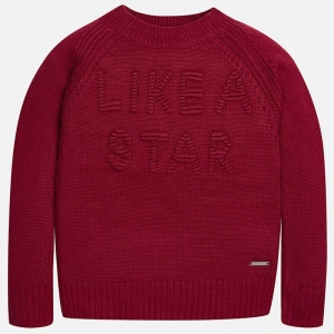 "Sweter ""like a star"" Mayoral 7311-74"