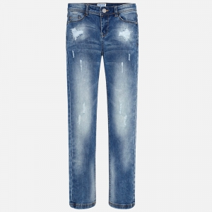 Spodnie jeans silm fit basic Mayoral 00556-025