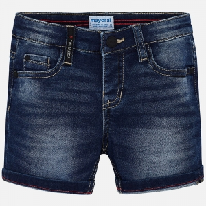 Bermudy soft denim Mayoral 03231-062
