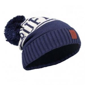 Czapka Knitted & Polar SHIKO BLUE BUFF