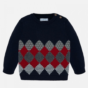 Sweter romby Mayoral 02318-030