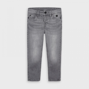 Spodnie jeans slim fit Mayoral 00504-095