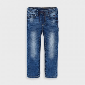 Spodnie jogger denim Mayoral 04540-015