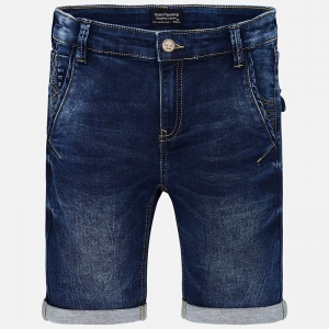 Bermudy denim Mayoral 6254-92