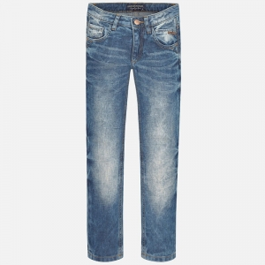 Spodnie jeans relaxed Mayoral 7522-5