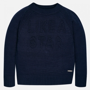 "Sweter ""like a star"" Mayoral 7311-73"