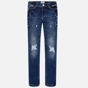 Spodnie jeans silm fit basic Mayoral 00556-027